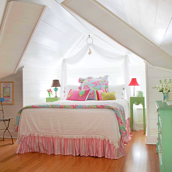 Sweet Attic Retreat