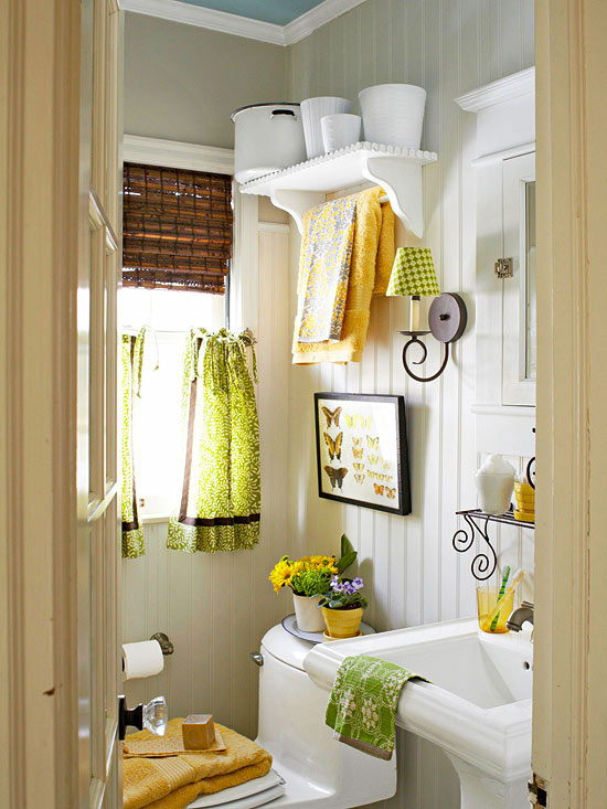 Bathroom Decorating Ideas | Better Homes & Gardens