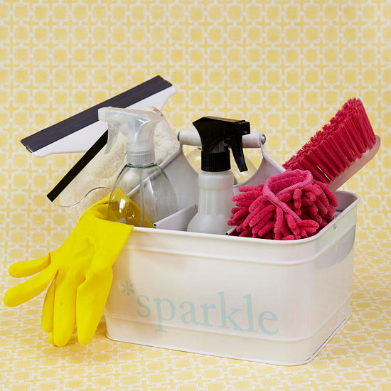 Five Fantastic Tips for Making Cleaning FUN!