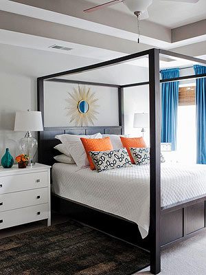 Beau Gray Can Go Gloomy If Thereu0027s Not Enough Light In A Room. Banish Potential  Shadows By Dressing Windows In Sheer White Curtains Or Loosely Woven Linen  Panels ...