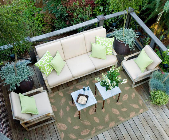 8 tips for choosing patio furniture