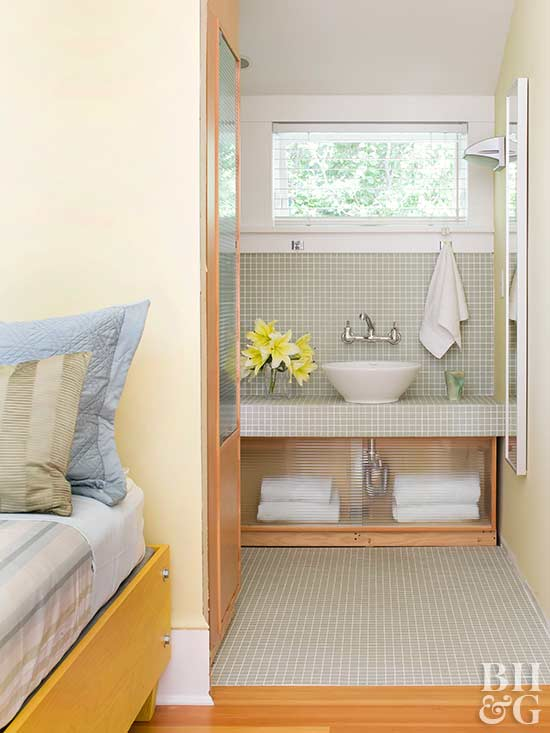 Towel Display Ideas For Bathrooms