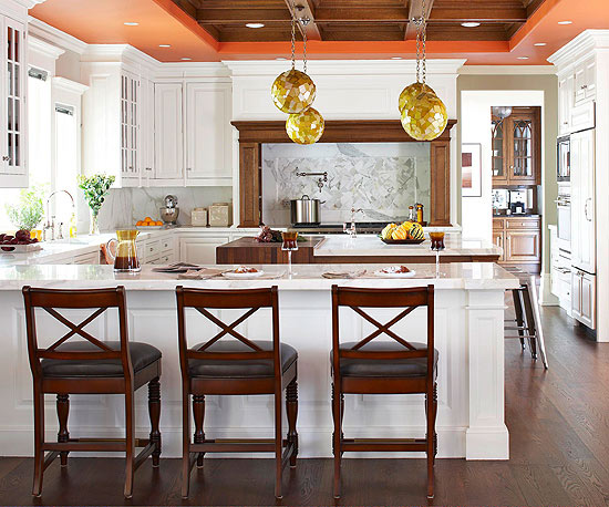 warm colors for kitchen warm kitchen color schemes 6999
