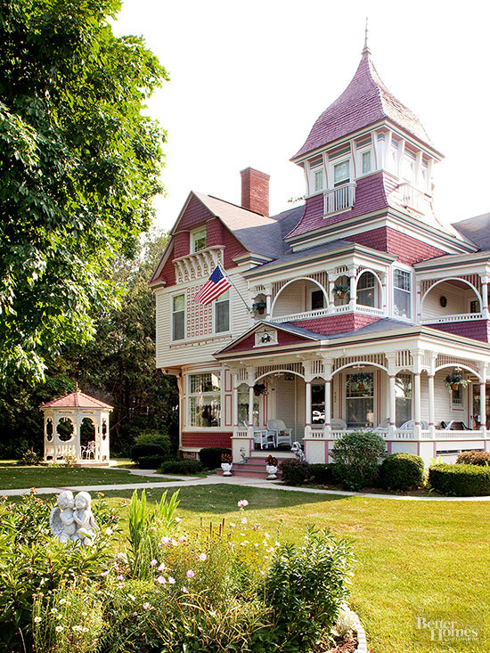 Victorian Style Home Ideas