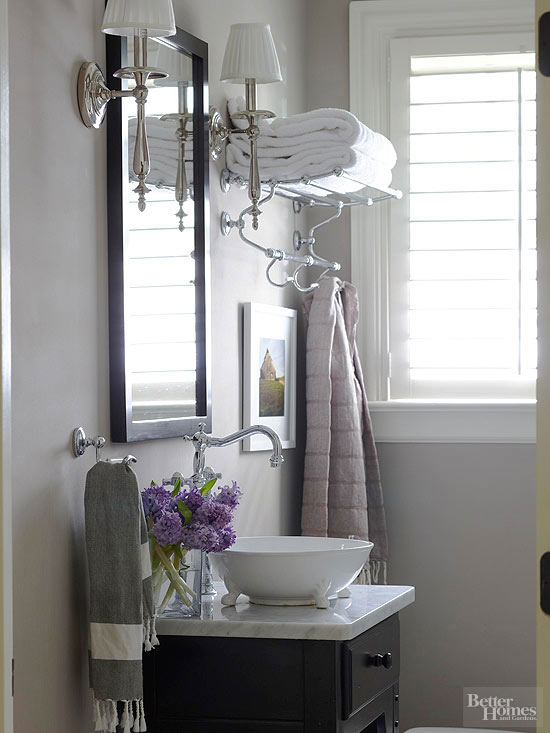 Small-Bathroom Remodeling