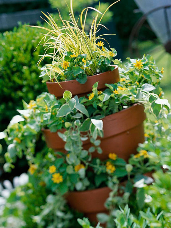 Make a Tall Planter