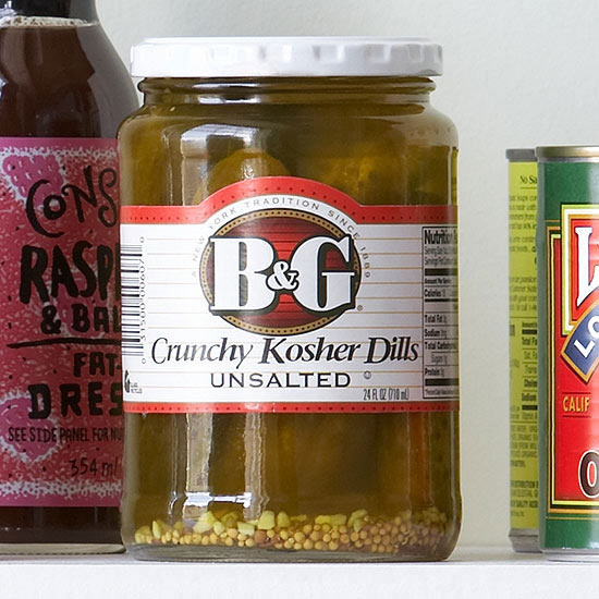 No Salt Pickle Chips: Best Pantry Picks For A Low-Sodium Diet