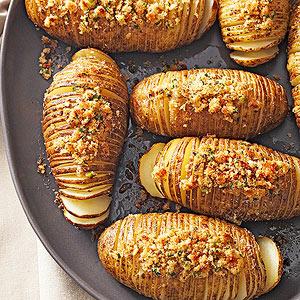 Potatoe Shaped Cakes