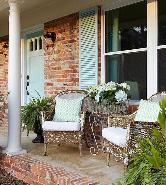 55 Front Verandah Ideas And Improvement Designs: 16 Creative Updates For Porches