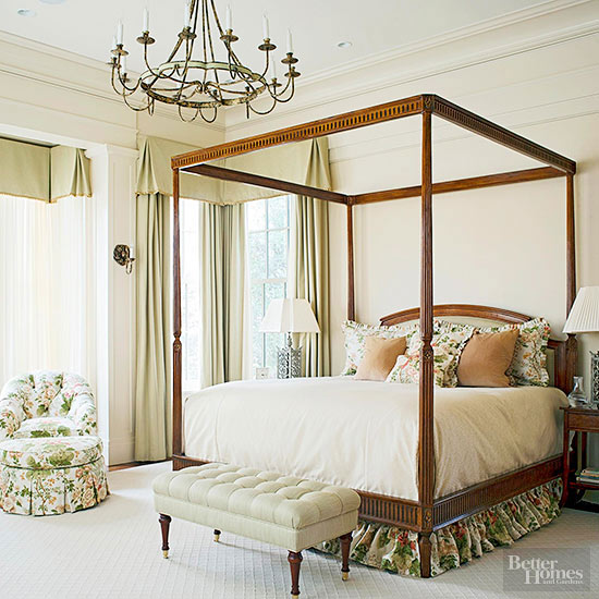 Traditional Bedrooms