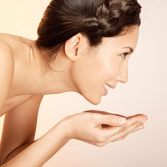 3 Rules for Washing Your Face