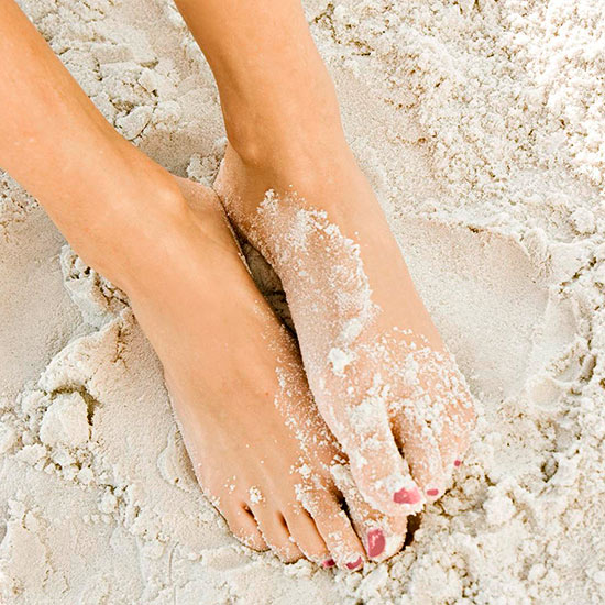 At-Home Pedicure Tips