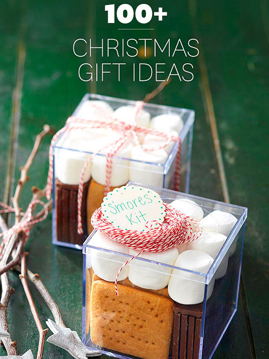 Homemade christmas gifts ideas