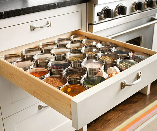 Home Design Ideas Pictures: Clever Storage-Packed Cabinets And Drawers