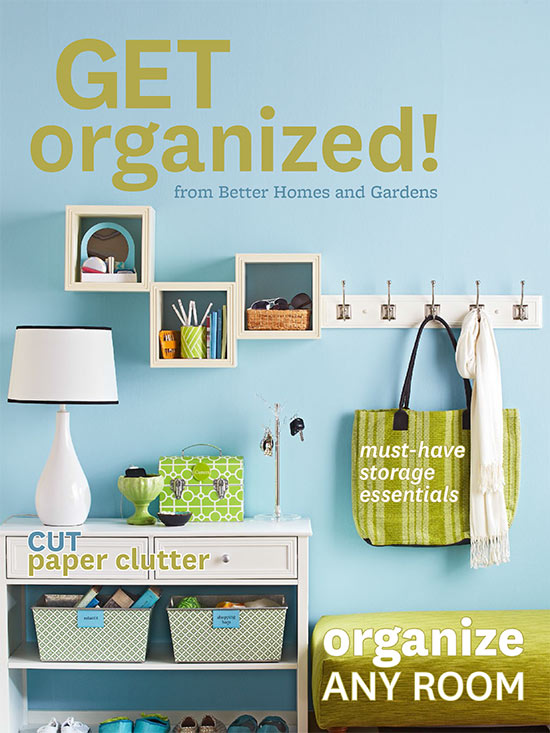 Get Organized -- Free Guide!