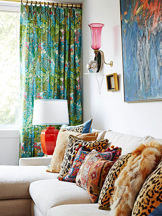 Diy Brass Curtain Rod