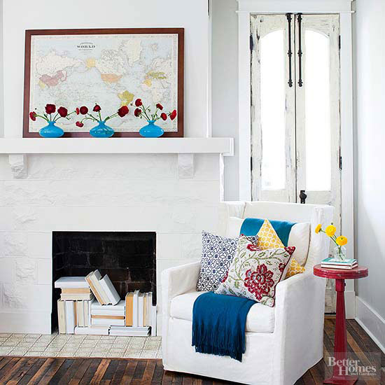 Design Tips for a Fireplace Hearth