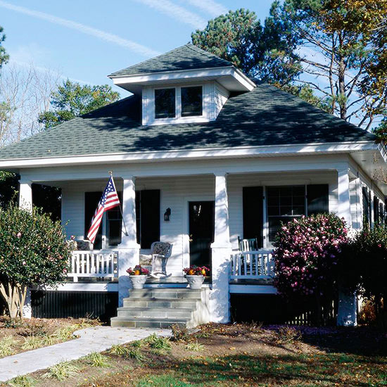 Craftsman Home Exteriors: Craftsman-Style Home Ideas