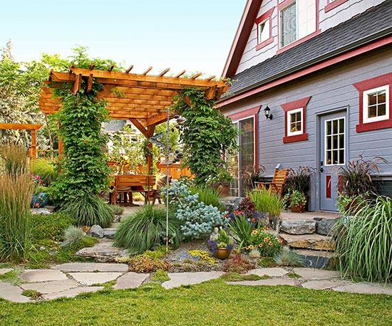 Gorgeous Deck Pergola Ideas