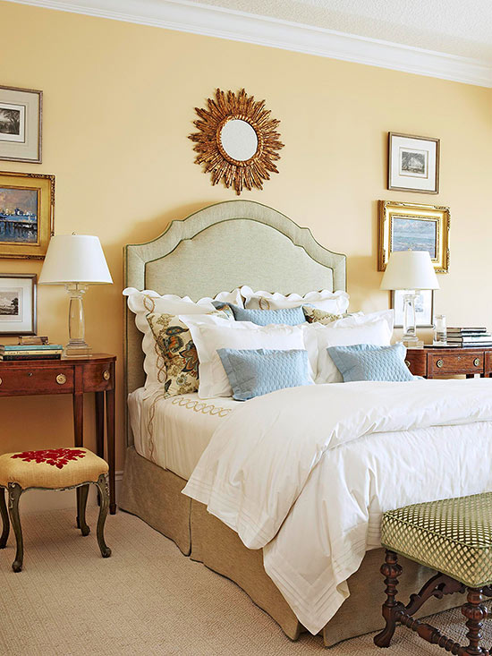 High Quality Bedroom Color Ideas: Yellow