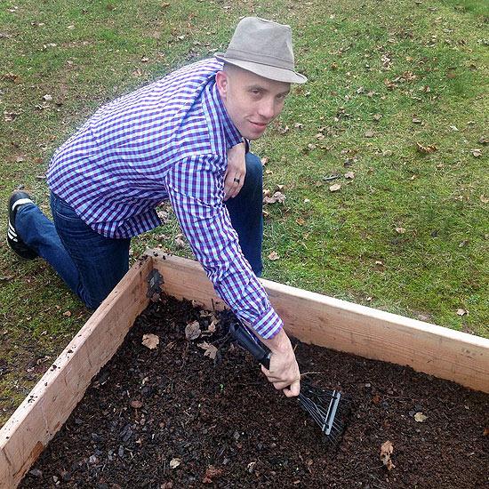 In the Garden with Ronaldo Linares