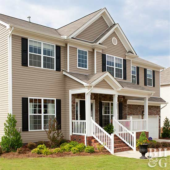 Exterior Home Painting Cost: House Siding Options: A Visual Guide