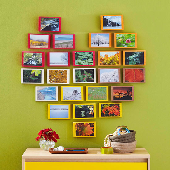Do It Yourself Home Decorating Ideas: Wall Art Projects