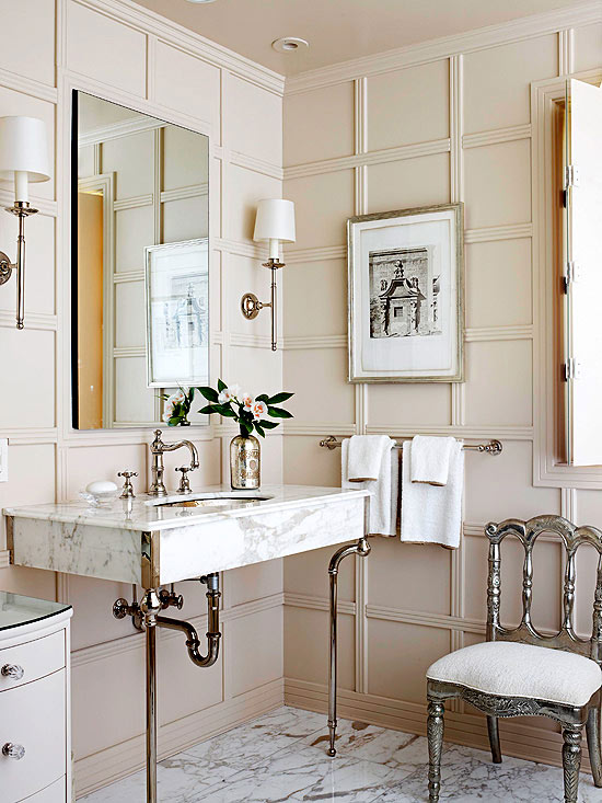 Replacing a Bathroom Sink