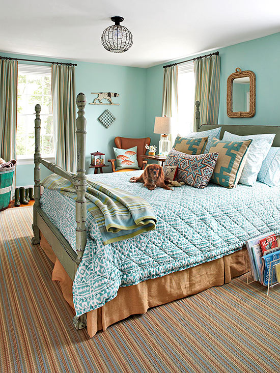 What Colors Go with Blue? | Better Homes & Gardens