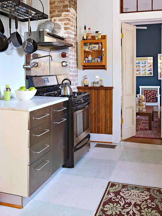 Fresh Ideas For Kitchen Floors