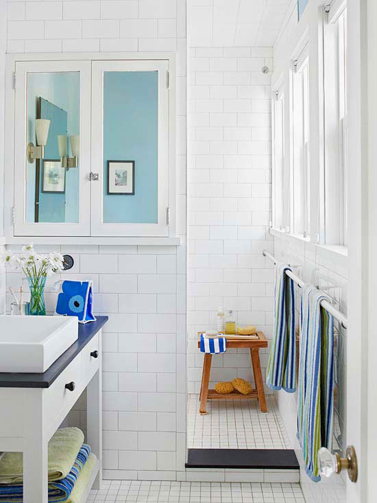 How to Paint Grout