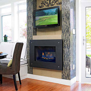 Gas fireplace inserts gas fireplace inserts are heat efficient options for homeowners wishing to add an easy care hearth and for those weary of the log stacking and ash hauling solutioingenieria Gallery