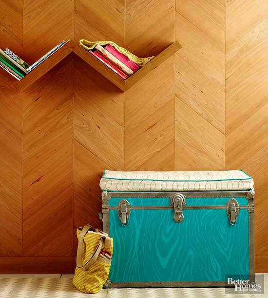 Wood Wall Treatments