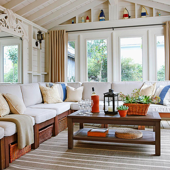 Sunroom Flooring