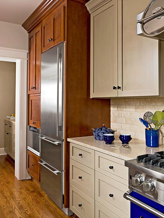 Nostalgic Kitchen Cabinet Doors