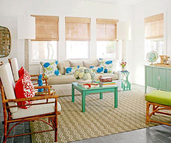 Cottage Color Schemes