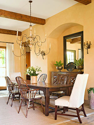 Great Tuscan Dining Room