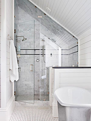 Custom Built Walk In Showers Can Take On Any Shape That Your Space And  Budget Allows. If Your Bathroom Is Small And/or Dark, Opt For A Seamless  Glass ...