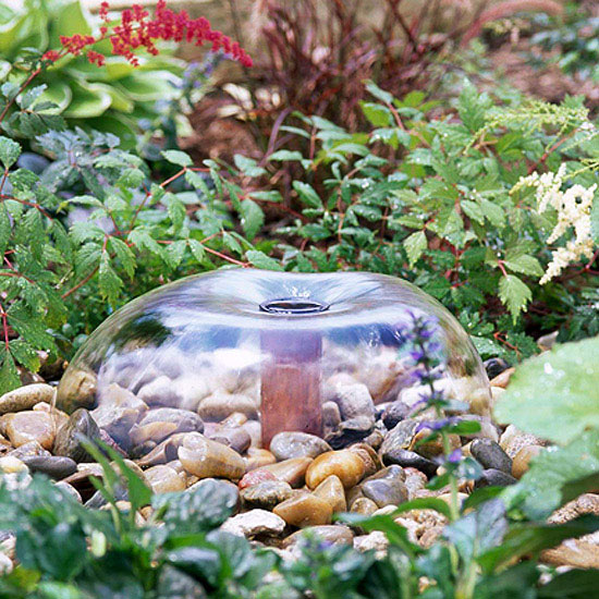 Build a Simple Bell Fountain