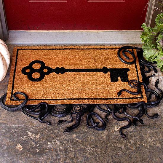 Slithering Snake Doormat