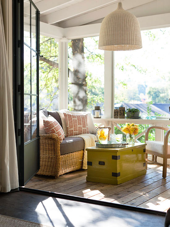 Planning a Screen Porch