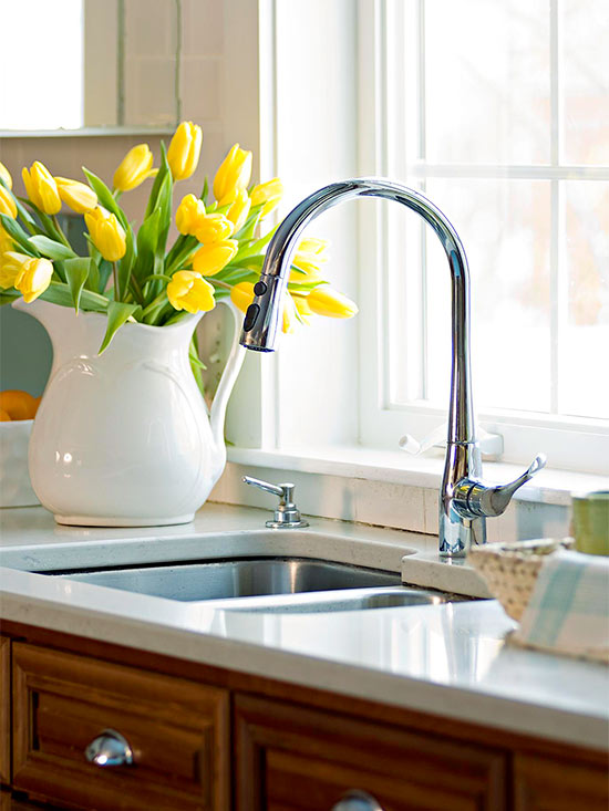 Kitchen Sinks Ideas Part - 25: Stainless Steel Double Kitchen Sink