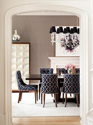 Casual Dining Rooms: Looks to Try for an Eat-In Kitchen or Casual ...
