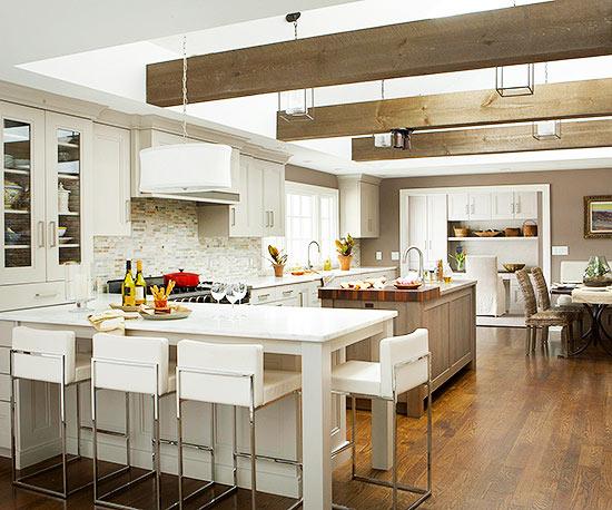 Kitchen design by zones for Kitchen design zones