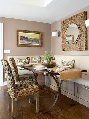 Exceptional Small Space Dining Rooms Design