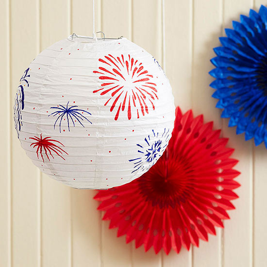 Easy th of july decorations