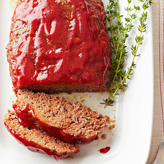 When Is Meat Loaf Done?