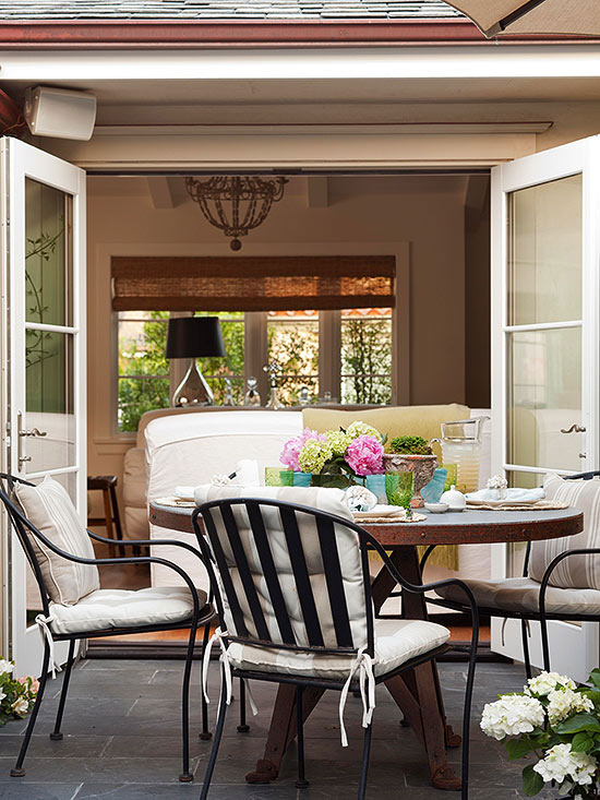 the porch furniture. Living Large Outdoors The Porch Furniture U