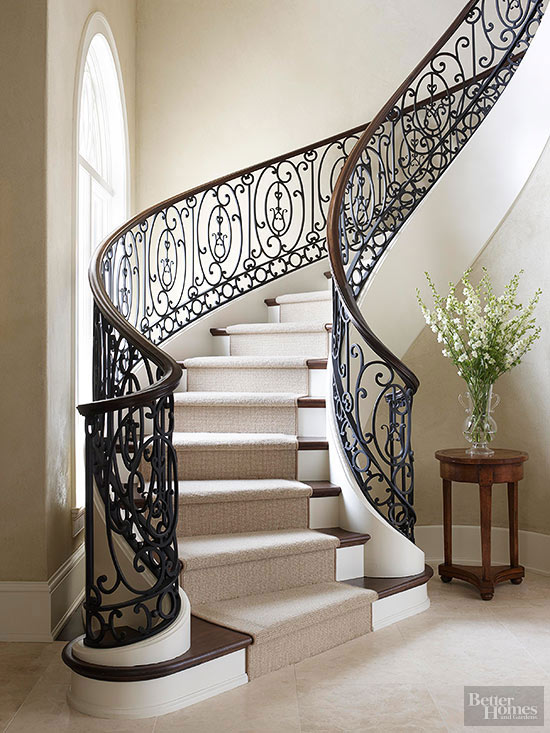Staircase design ideas for Gorgeous modern staircase wall design