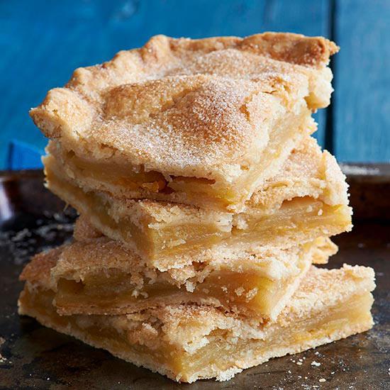 Danish pastry apple bars - Better homes and gardens apple pie recipe ...